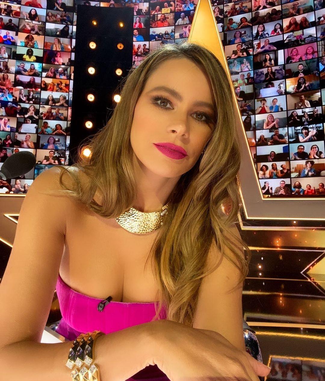 Segundo a Forbes, Sofía Vergara faturou US$ 43 milhões no último ano