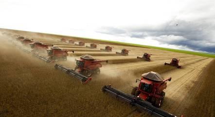 Brasil é o maior produtor e exportador global de soja