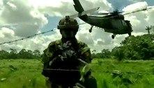 Tribunal da Colômbia acusa 10 militares de matarem 120 civis