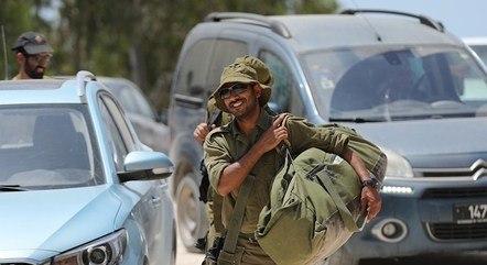 Soldado de Israel, após cessar-fogo em Gaza