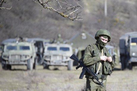 A anexação da Crimeia despertou na Alemanha a preocupação com o estado de suas Forças Armadas