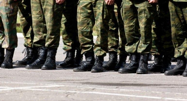 Forças Armadas não especificaram quantos militares foram mortos