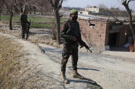 Acordo visa diminuir a violência no Afeganistão