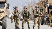 Reino Unido vai retirar quase todas as tropas do Afeganistão