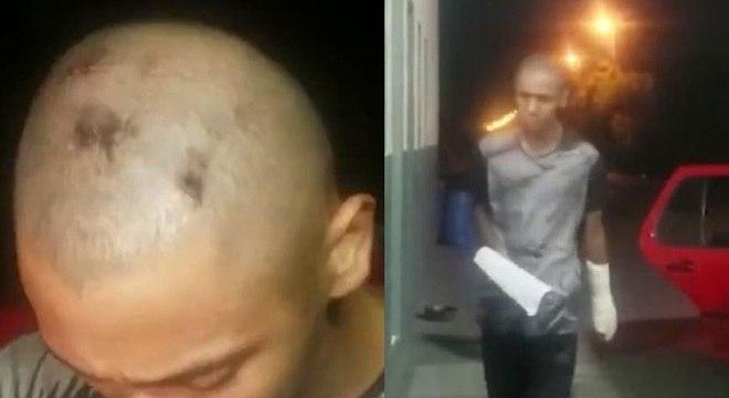 Jovem é solto após ser preso injustamente em posto de São Paulo