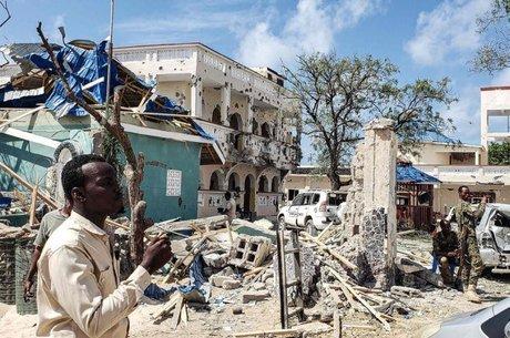 Atentado deixou 26 mortos na Somália