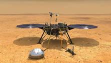 Sonda da Nasa revela como é a estrutura interna de Marte