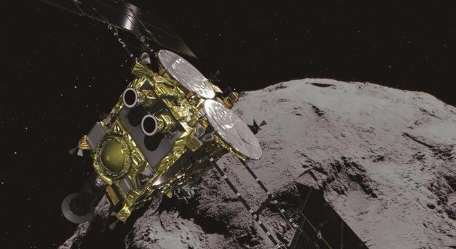 Agência de Exploração Espacial do Japão começou a receber dados sobre a sonda