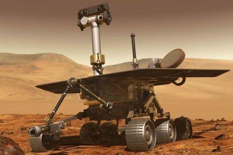 Água encontrada em Marte deve estar no estado líquido