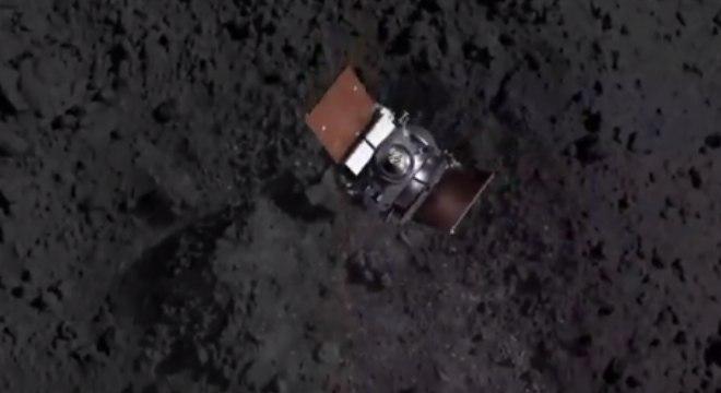 Sonda OSIRIS-REx foi lançada em 2016 e deve retornar para a Terra em 2023