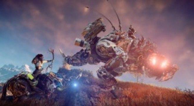 Sony dá Horizon Zero Dawn e outros nove jogos de graça na campanha Play at Home