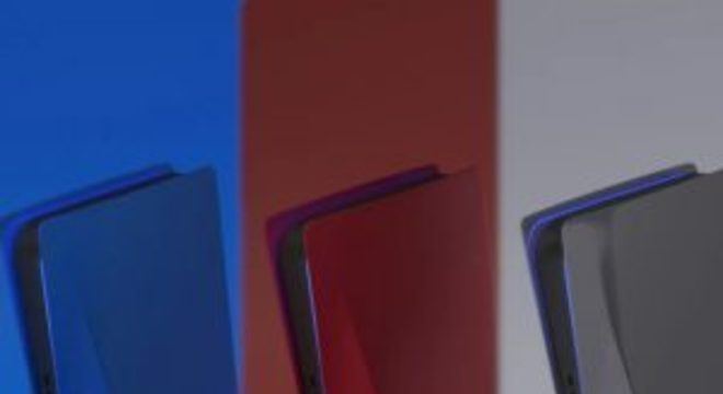 Sony interrompe na justiça empresa que vendia faceplates personalizadas para o PS5