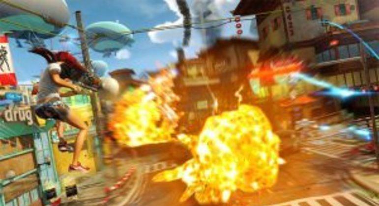 Sony registra marca Sunset Overdrive, usada em exclusivo do Xbox