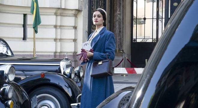 """Sophie Charlotte é a protagonista da série """"O Anjo de Hamburgo"""""""