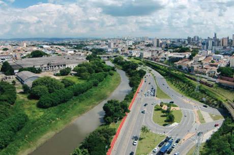 Na imagem, cidade de Sorocaba, no interior de SP