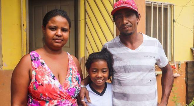 Paloma recebe todo apoio da escola para tratar a anemia falciforme