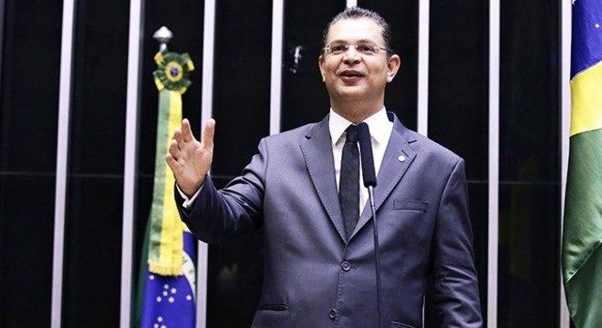 Na imagem, o deputado federal Sóstenes Cavalcante (DEM-RJ)