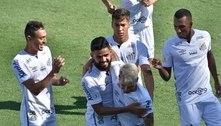 Santos se impõe na Vila, vence e afunda o Botafogo na lanterna