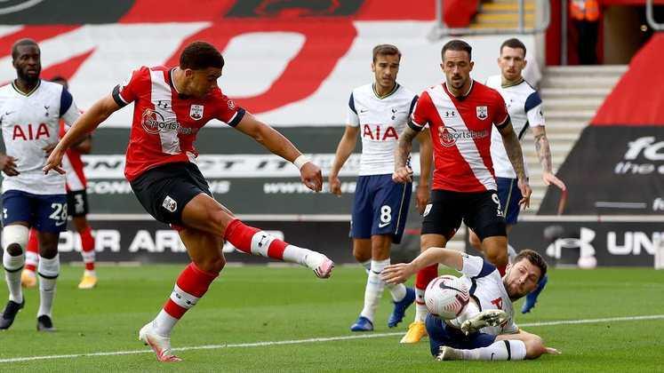 Southampton (ING) - não entrou na Superliga: 71 milhões de euros de prejuízo líquido em 2020
