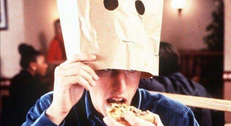 O camuflado Southgate, um pênalti perdido e o pedaço de pizza