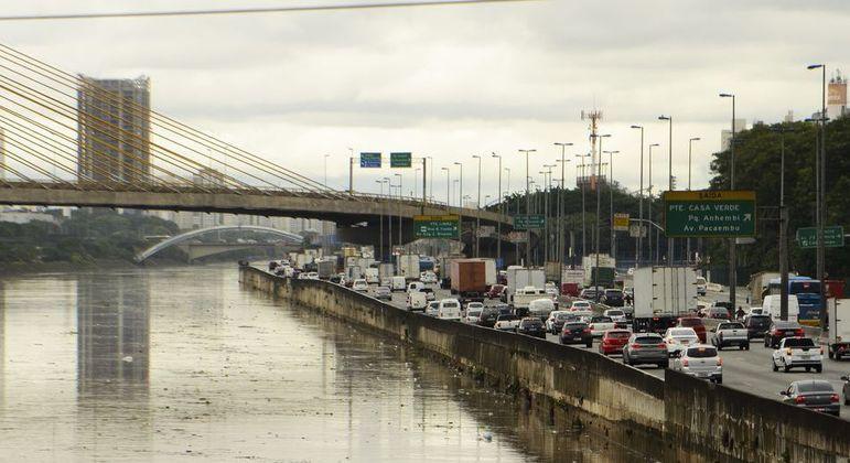 Temperatura não deverá ultrapassar os 27º nesta quarta (2) na capital paulista