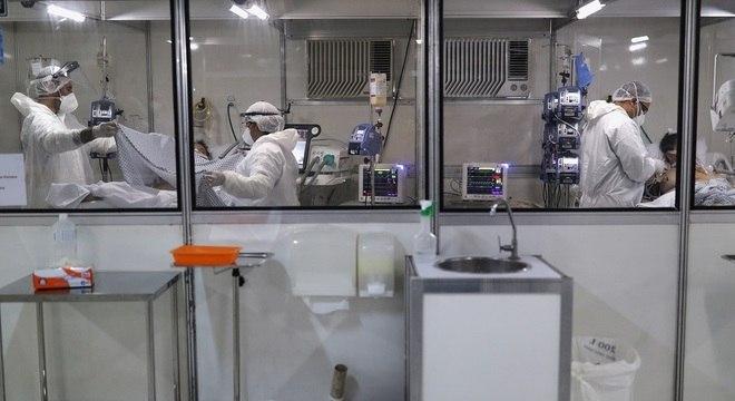 Estado é o mais afetado pela pandemia do novo coronavírus no Brasil