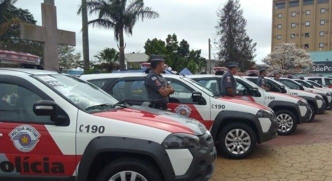 Após fuga de presos do PCC, PM de SP reforça policiamento no estado
