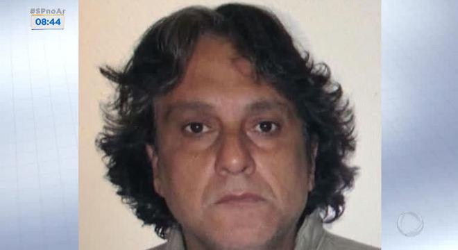 Paulo Cubertino é procurado pela polícia de SP há sete dias