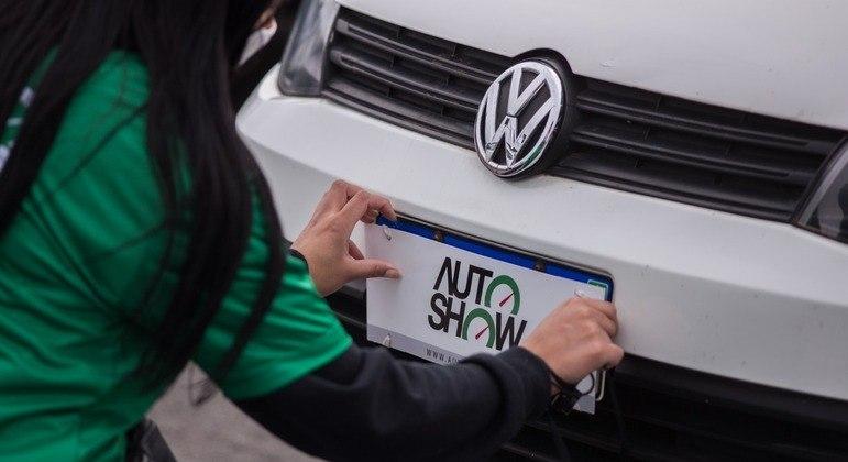 Ingressos para a venda de veículos podem ser adquiridos pela internet