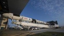 Lançamento tripulado da SpaceX é adiado por causa do tempo ruim