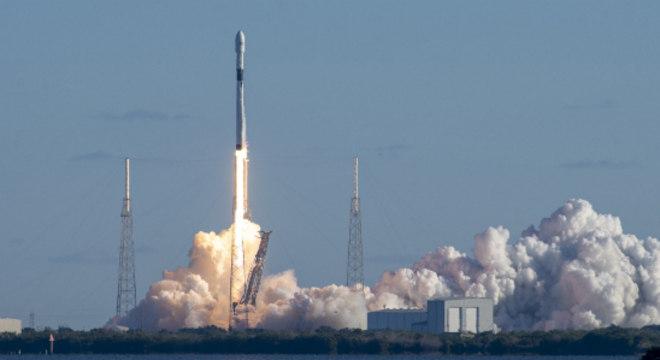 Foguete da Space X lançará sonda israelense em direção a Lua