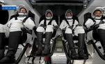 Essa missão também é uma vitória para a Agência Espacial Europeia, que já tem uma fila de próximos astronautas a irem para o espaço. O alemão Matthias Maurer será o próximo europeu em umamissão SpaceX neste outono, seguido pela italiana Samantha Cristoforetti napróxima primavera