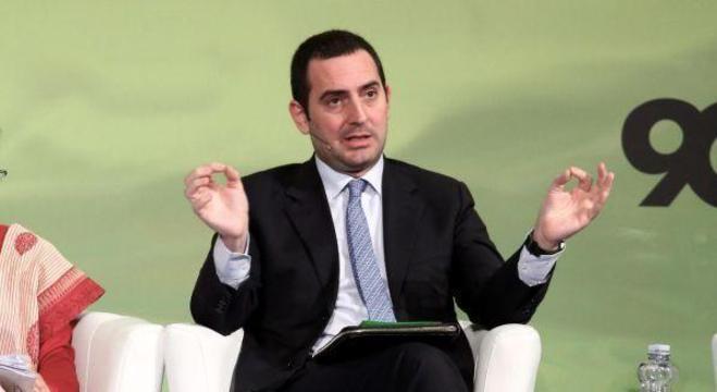 "Vincenzo Spadafora, no programa ""90esimo minuto"""