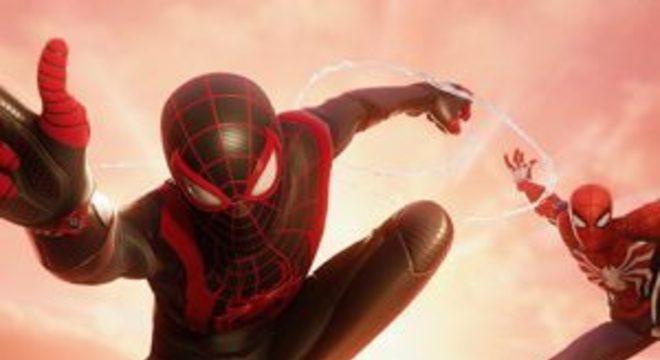 Spider-Man: Miles Morales é o mais vendido na estreia do PS5 no Reino Unido