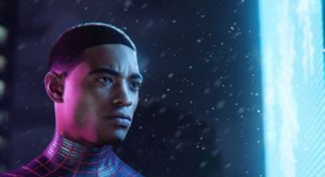 Spider-Man: Miles Morales para PS5 agora permite 60 qps com ray tracing