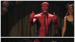 _Homem-Aranha: Longe de Casa_ se passa antes ou depois de _Vingadores: Ultimato_? ()