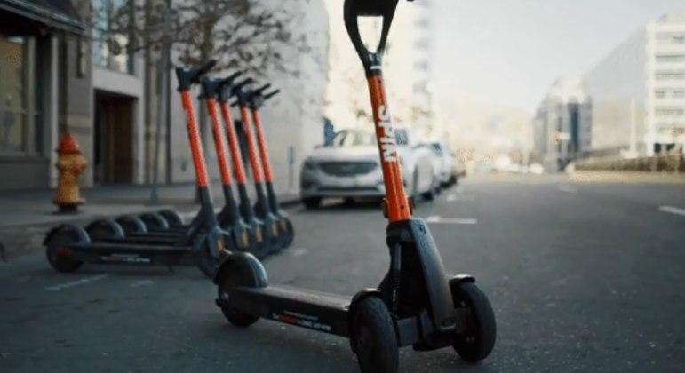 Objetivo é tornar frotas de scooters elétricas mais fáceis de gerenciar