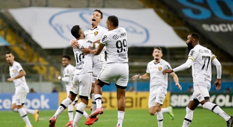 Sport venceu o Grêmio no domingo. E provocou a rebelião dos jogadores gremistas contra Felipão