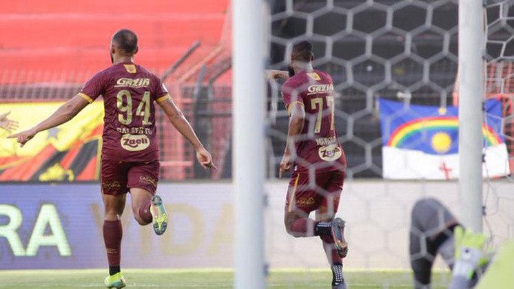 Sport: 21 gols na temporada (Campeonato Pernambucano, Copa do Brasil e Copa do Nordeste)
