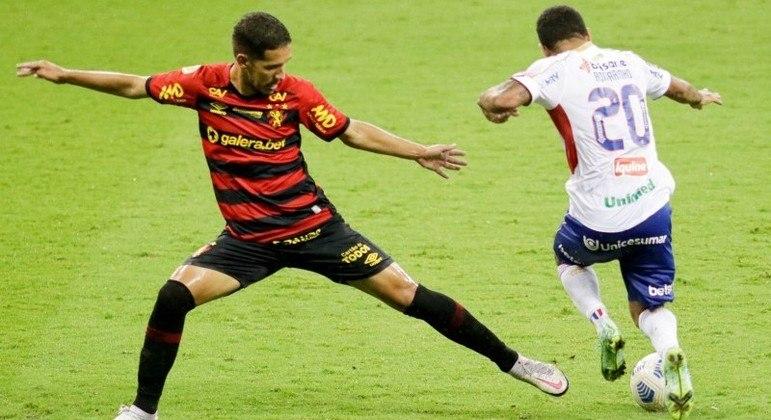 Pedro Henrique foi escalado de forma irregular contra o Fortaleza