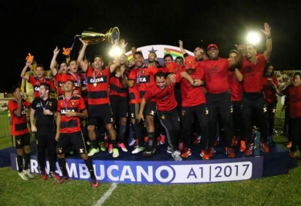 Sport, de Pernambuco - 42 títulos