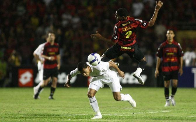 Sport - Jejum de 13 anos - Último título: Copa do Brasil 2008