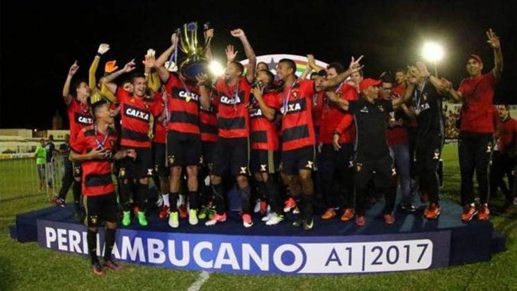 SPORT - Última conquista: Campeonato Pernambucano 2019