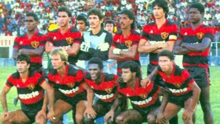 Sport - Último título brasileiro - 1987 - Anos na fila do Campeonato Brasileiro: 33 anos