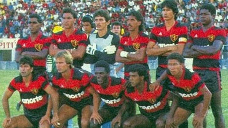 Sport - um título: 1987