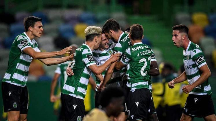 Sporting (POR) - 45.500 - campeão português 2020/2021
