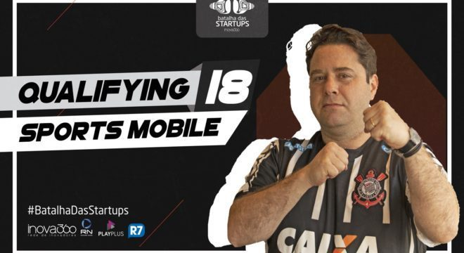 Sports Mobile participou do Batalha das Startups (Foto: Divulgação)