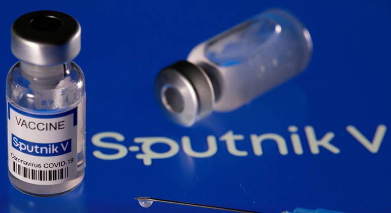 Vacina russa teve o pedido de uso emergencial negado pela Anvisa