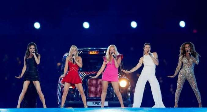 Spice Girls comemoram 25 anos do hit 'Wannabe'
