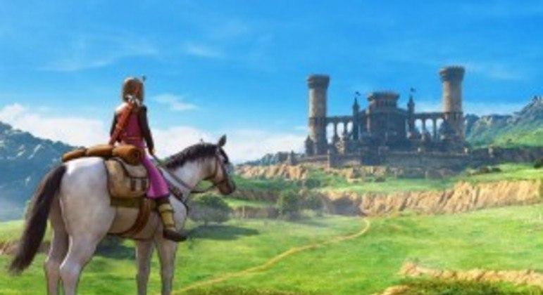 Square Enix vai anunciar novos Dragon Quest em transmissão no final do mês
